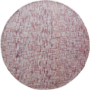 Meadow Rose Round Rug