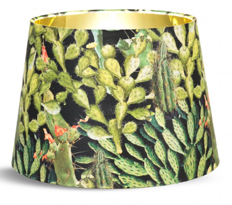 Opuntia Antharacite Lamps
