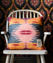 Load image into Gallery viewer, Patola Square Cushions