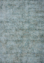 Load image into Gallery viewer, Moss Green Viscose Rug - Living DNA Singapore