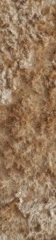 Shaggy Gold Runner Rug Rugs