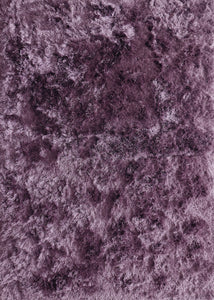 Shaggy Orchid Rug Rugs