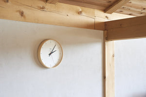 Plywood Clocks