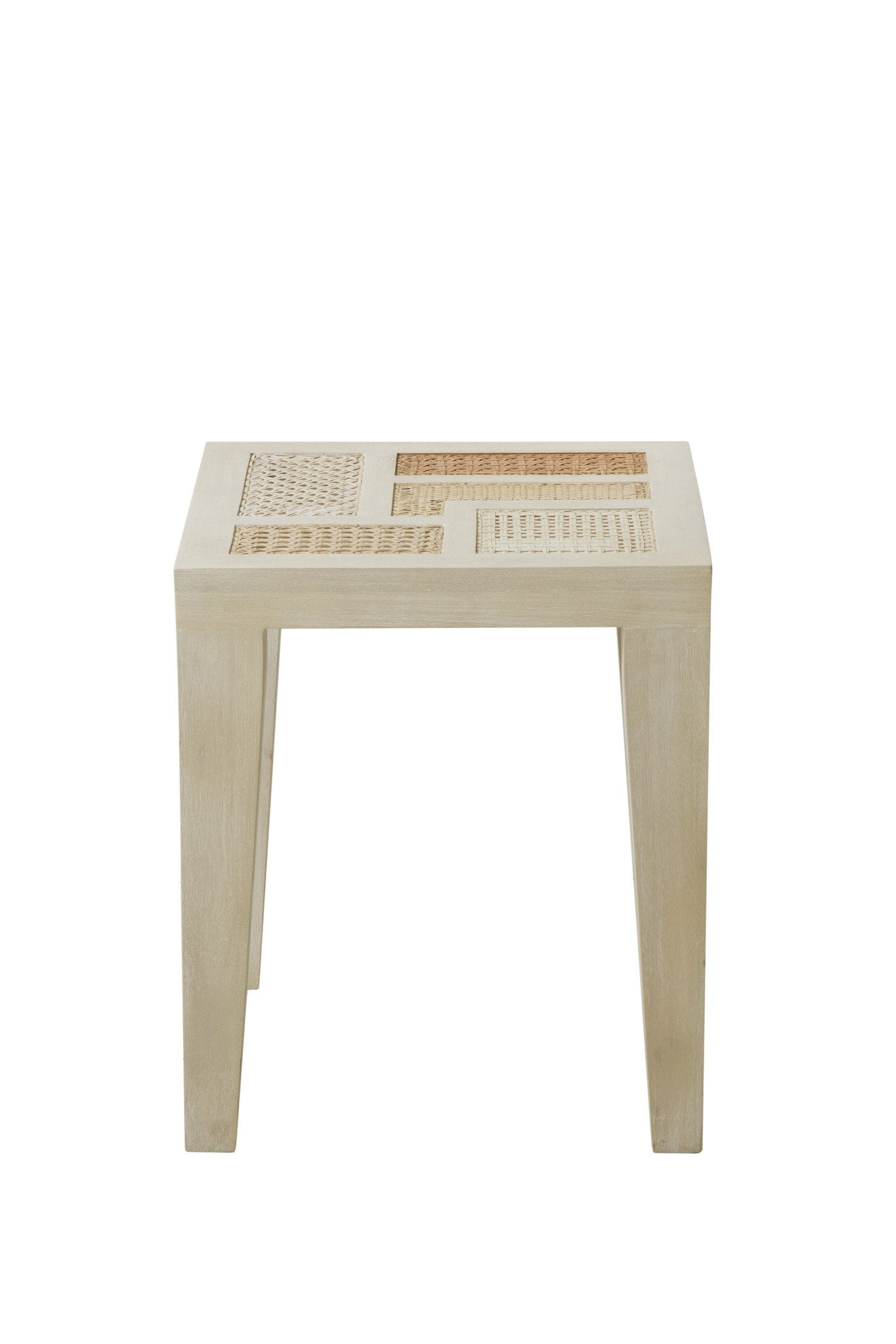 Basilisa Stool/Accent Table - Departures & Arrivals  - 1