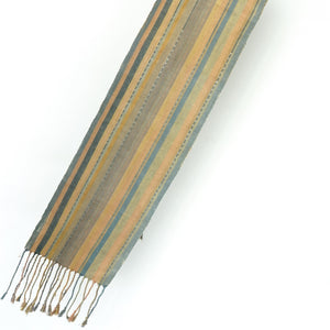 Tenun Sikka Garis Table Runner Tabletop Decor