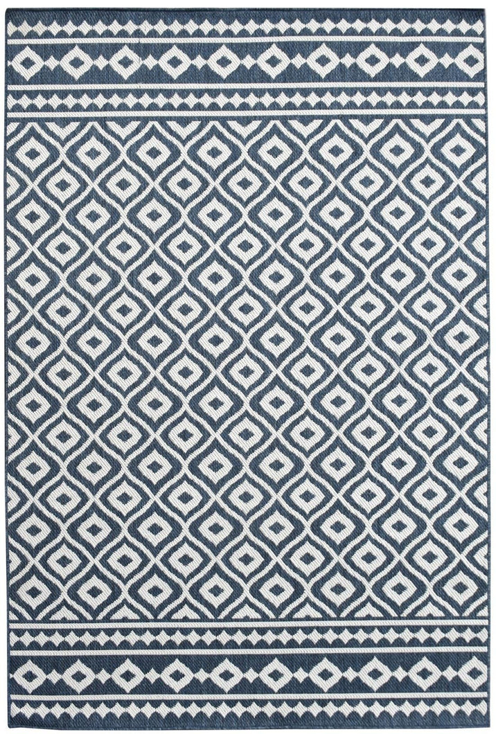 Fresco Outdoor Gray Rug Rugs