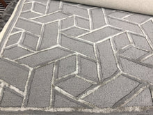 Load image into Gallery viewer, Geometric Stone Rug