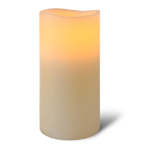 "Enjoy Flameless Candle 4.0"" x 8"""
