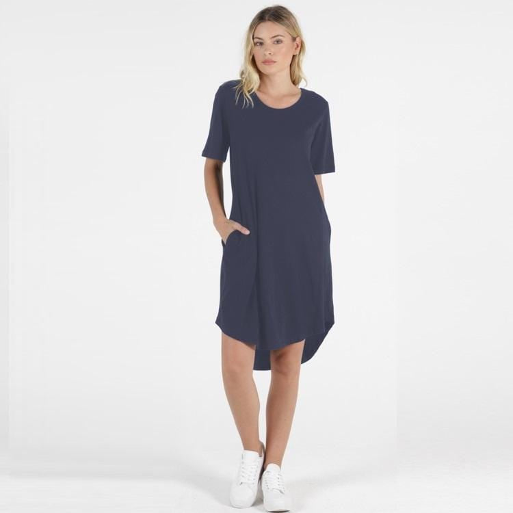 Betty Basics Nyree Dress - Indie Blue-Dress-6-My_Sister_Elle