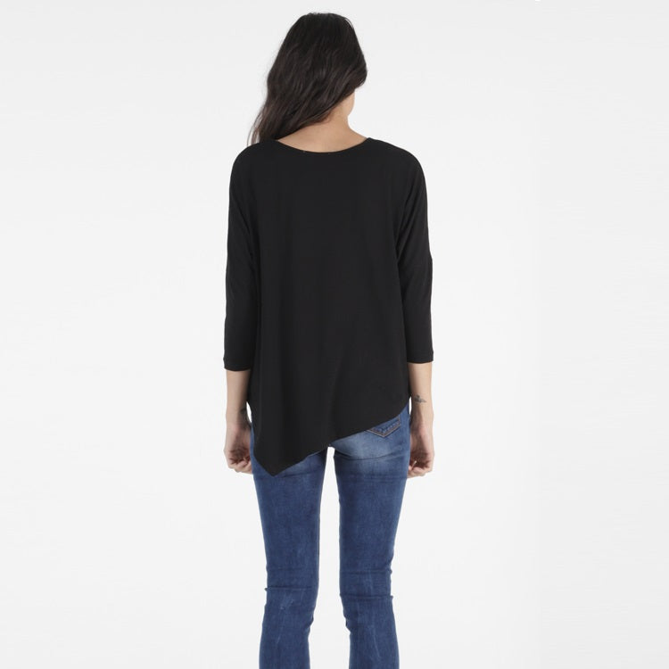 Betty Basics Nicole Top - Black-Tops-6-My_Sister_Elle