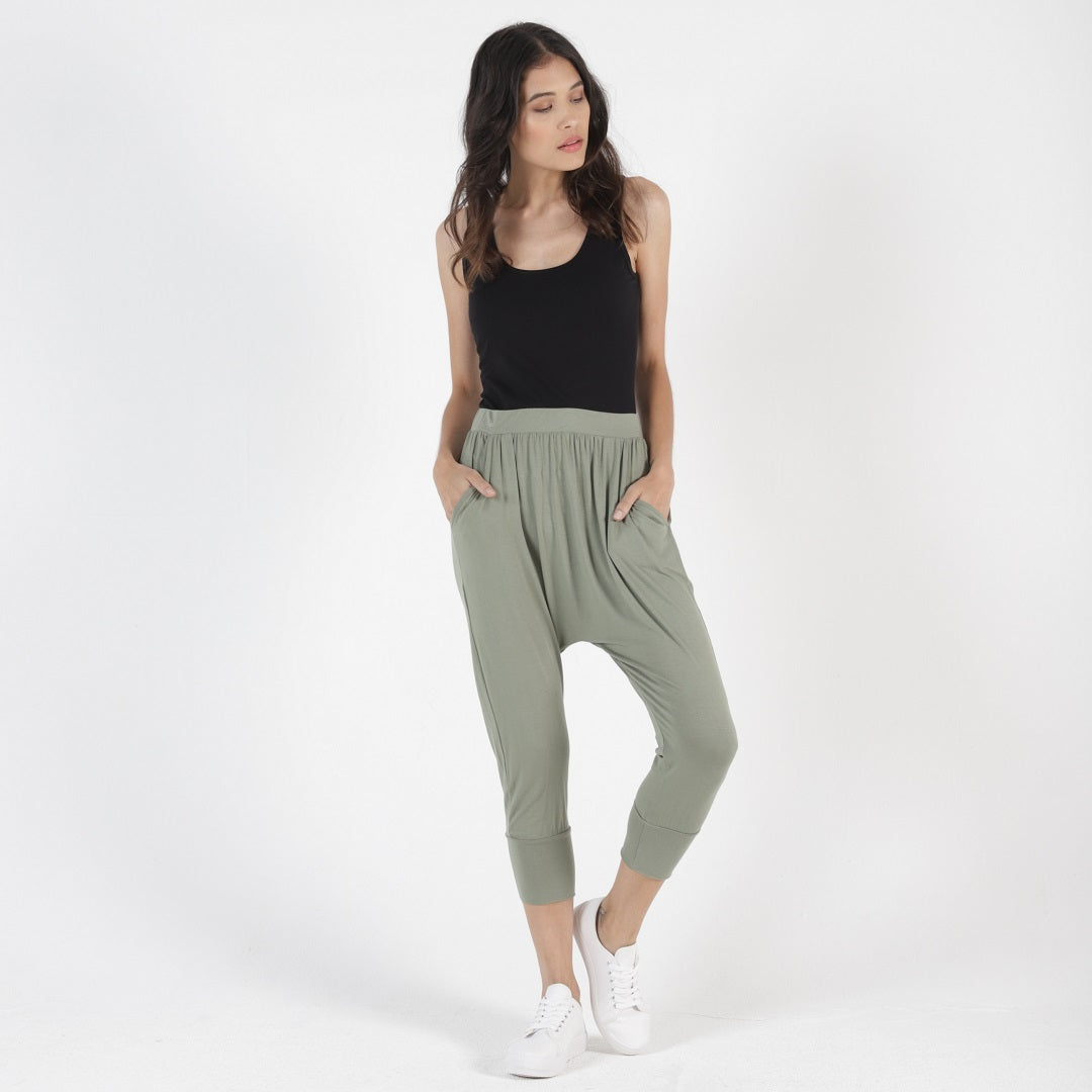 Betty Basics Soho Pants - Avocado-Bottoms-6-My_Sister_Elle