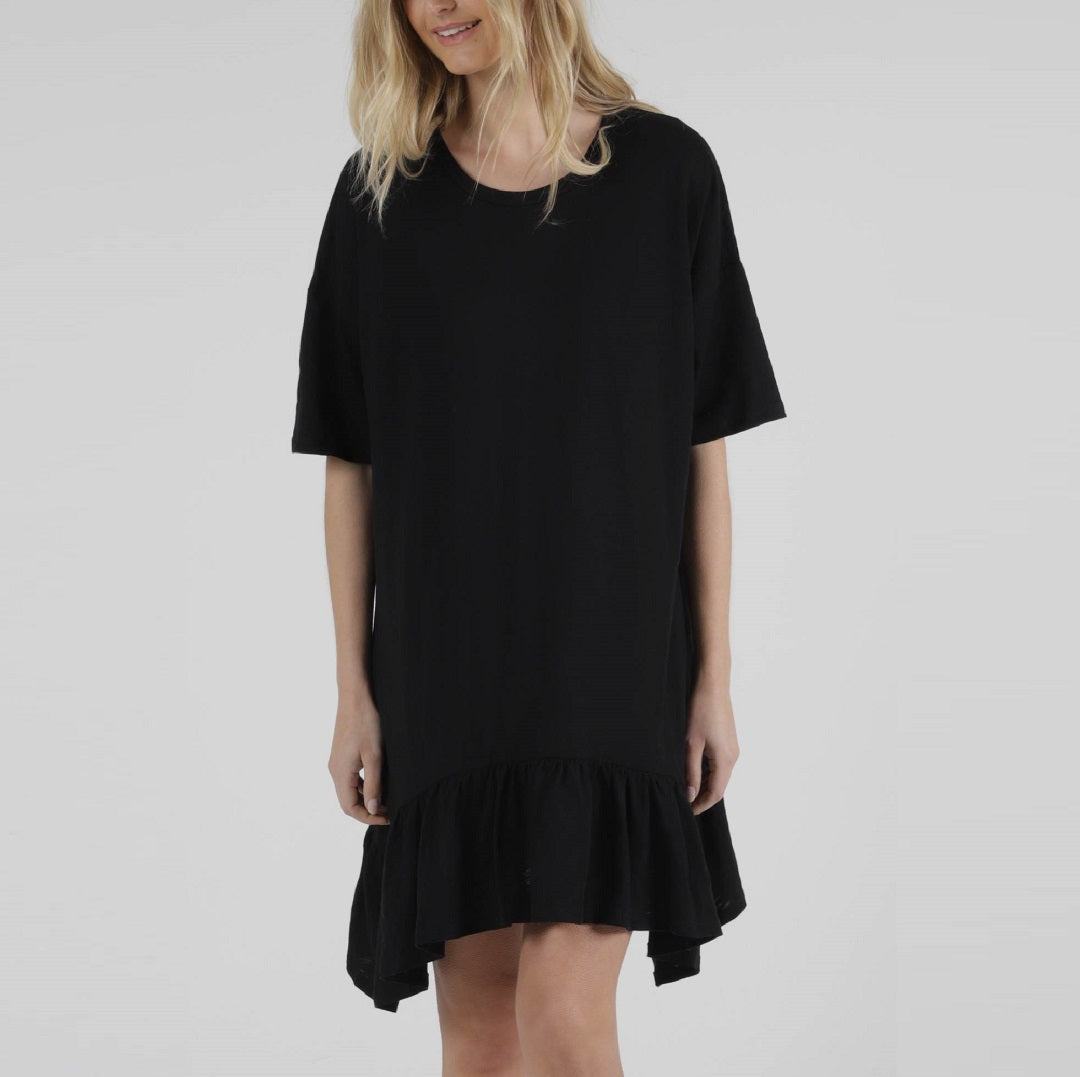 Betty Basics Goldie Dress Black from My Sister Elle Clothing
