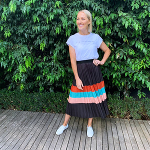 Oscar Street Harper Pleated Skirt-Bottoms-S/M-My_Sister_Elle