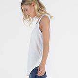 Betty Basics Keira Tank - White-Tops-6-My_Sister_Elle