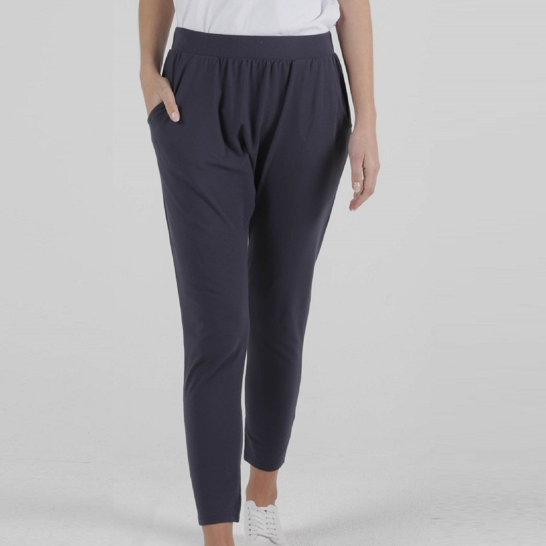 Betty Basics Lola Pant - Blue Stone