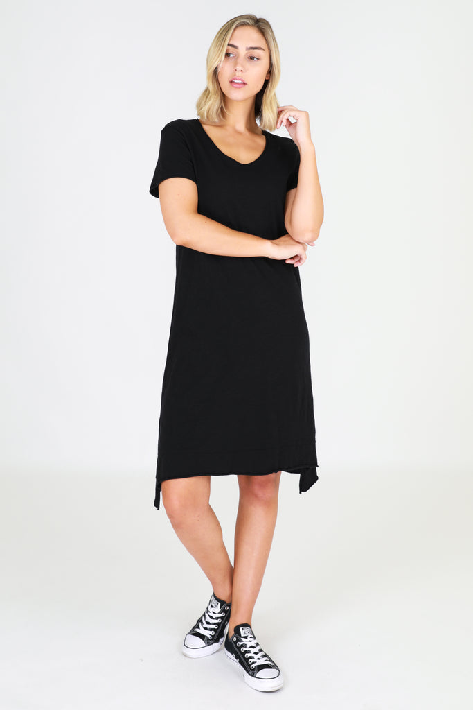 3rd Story Megan Tunic - Black-Dress-XS-My_Sister_Elle