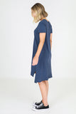 3rd Story Megan Tunic - Indigo-Dress-XS-My_Sister_Elle