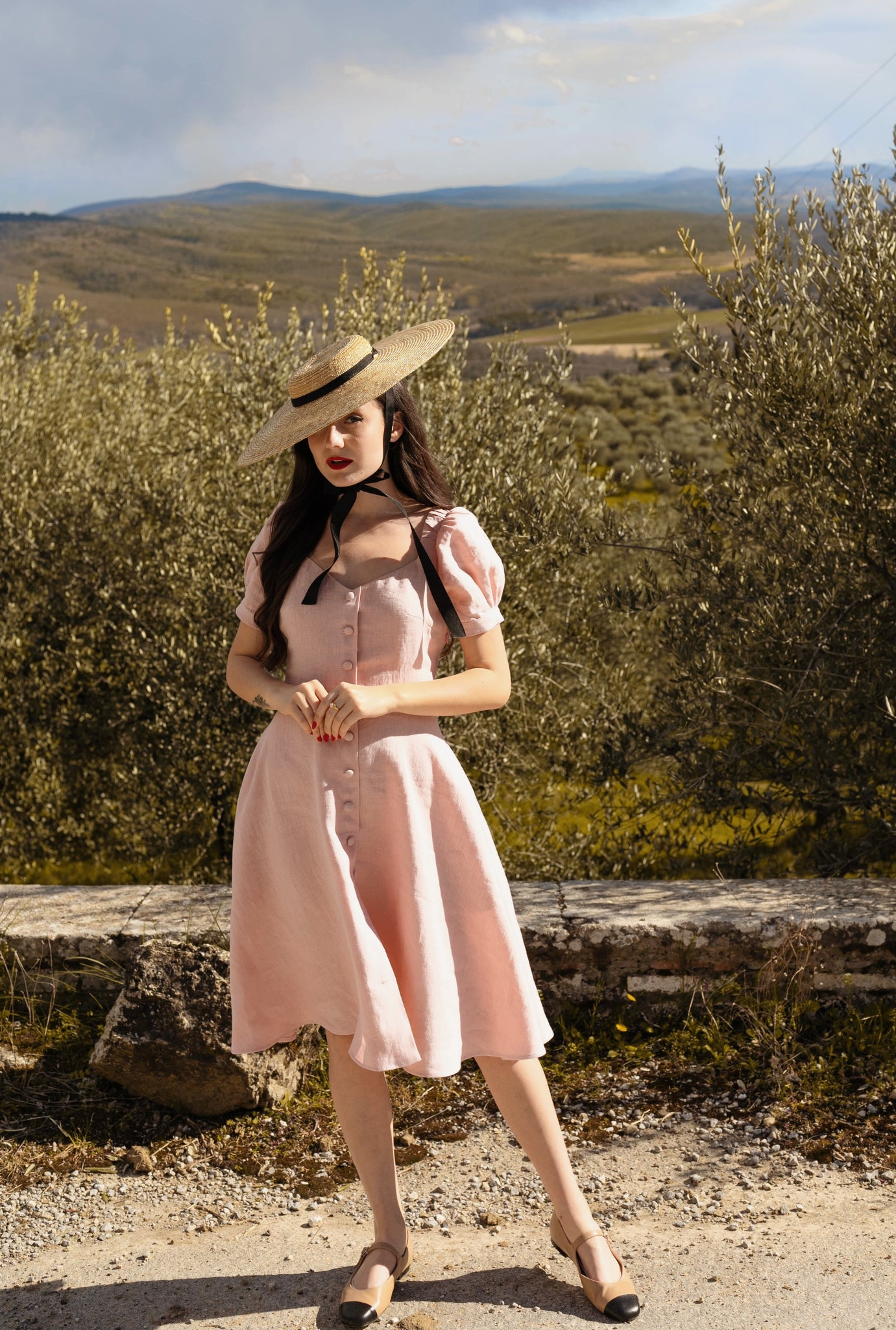 Rosie Dress - BEDRA VINTAGE
