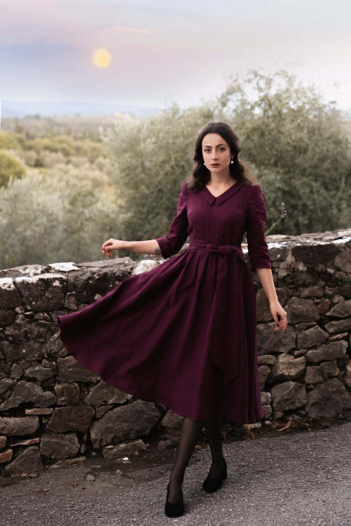 Luna Dress - BEDRA VINTAGE
