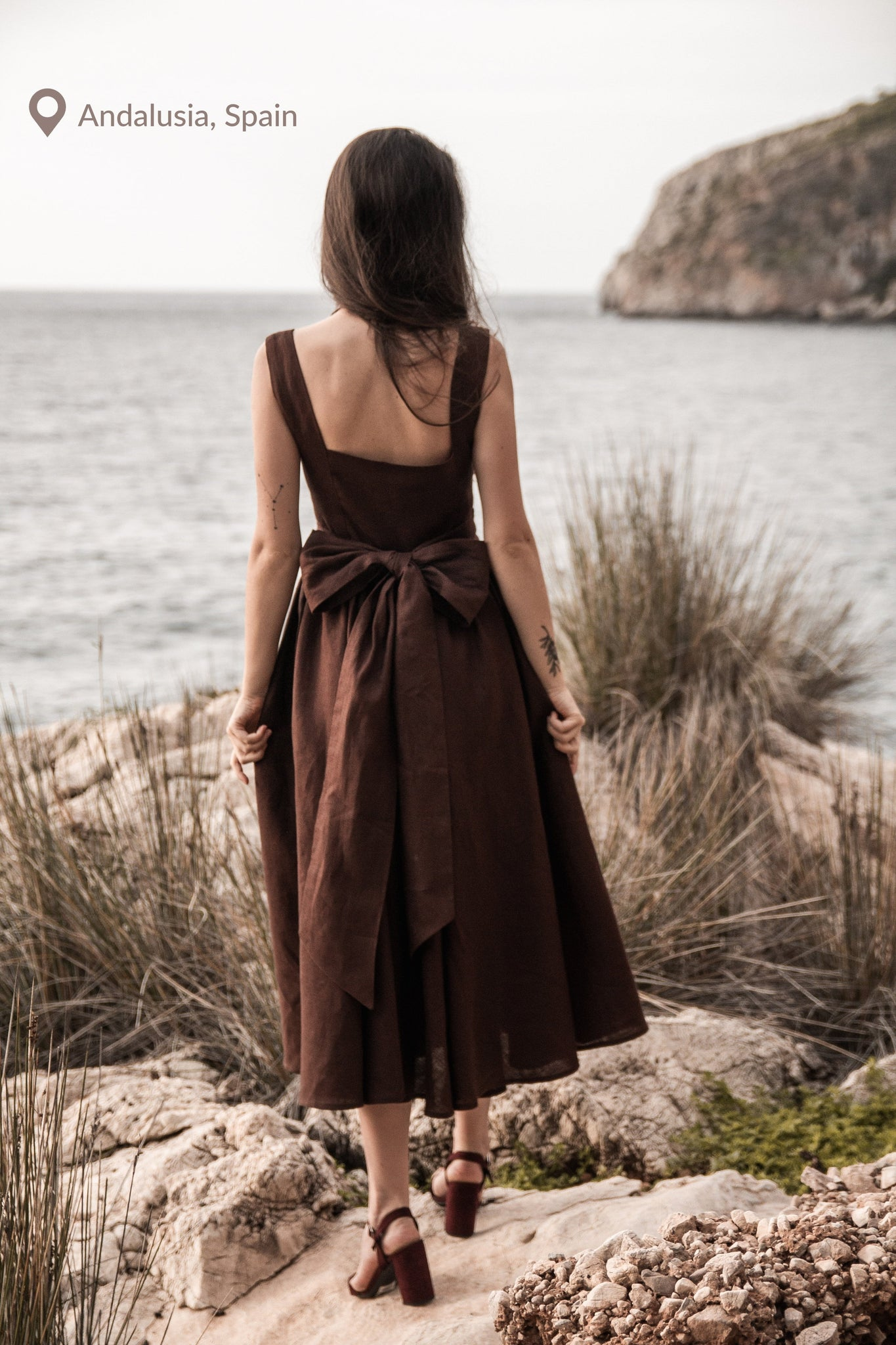 BY THE SEA, ANDALUSIA - BEDRA VINTAGE
