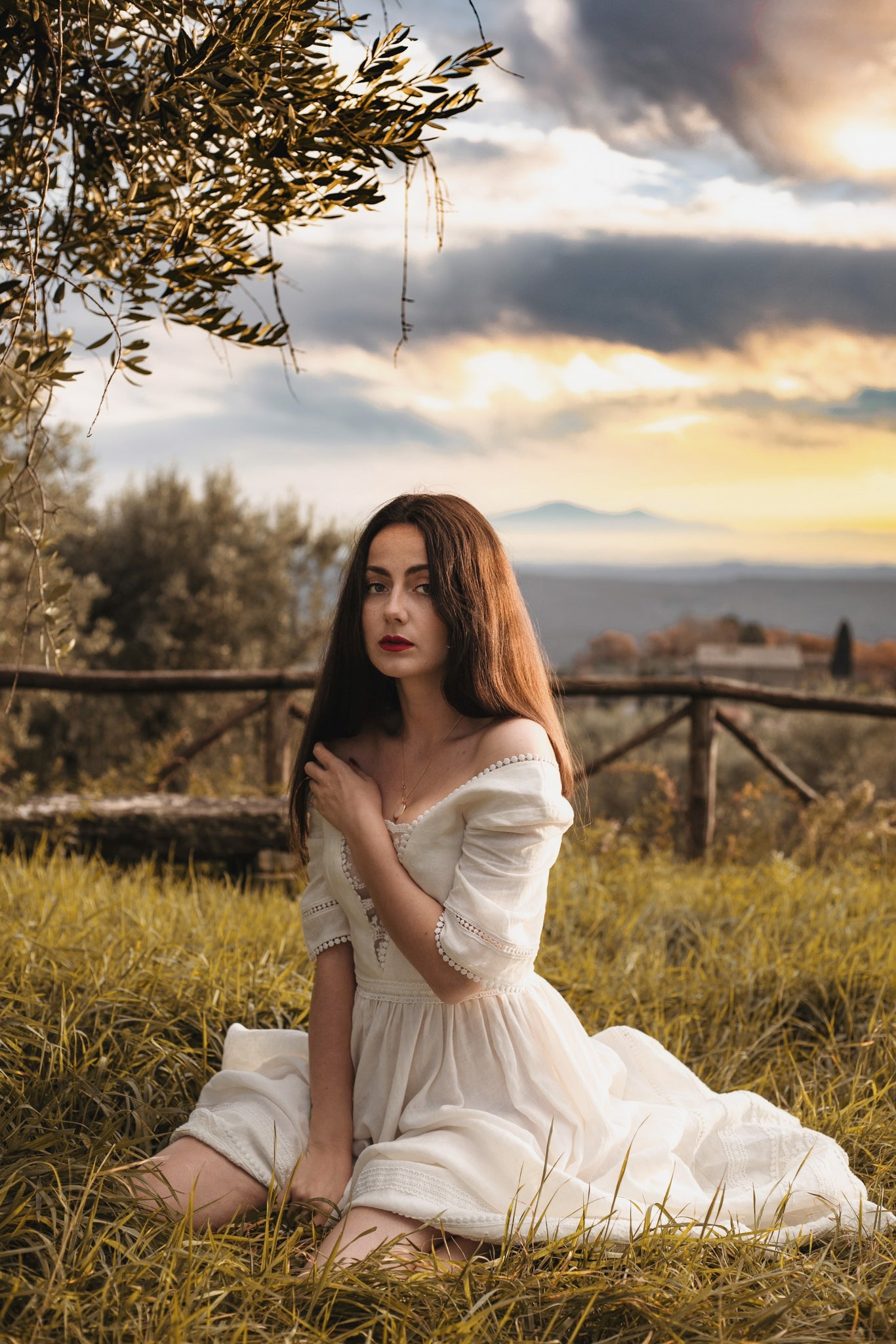 UNDER THE TUSCAN SKY - BEDRA VINTAGE