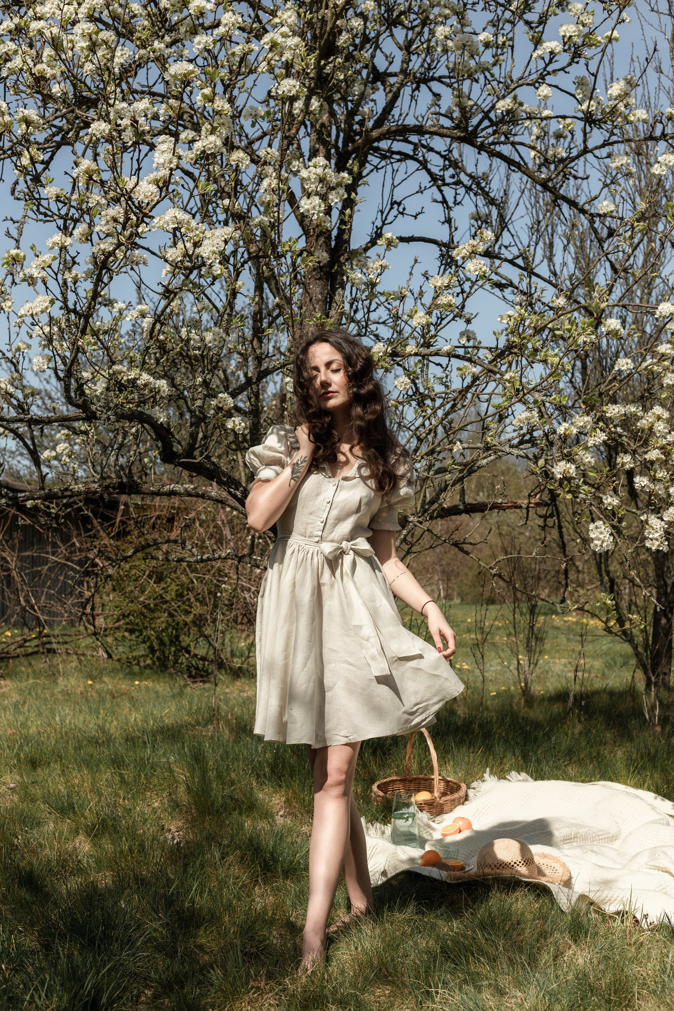 Daisy Dress - BEDRA VINTAGE