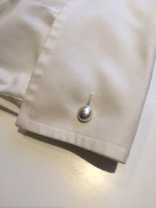 Silver cufflinks from the series
