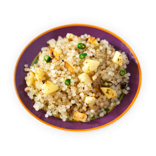 Sabudana Khichdi - GharSe home cooked food