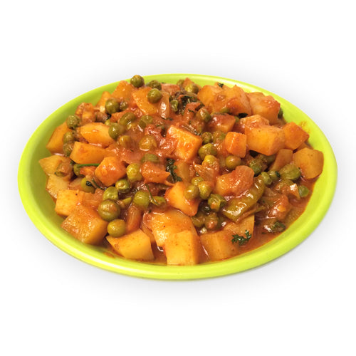 Aloo Matar - GharSe home cooked food