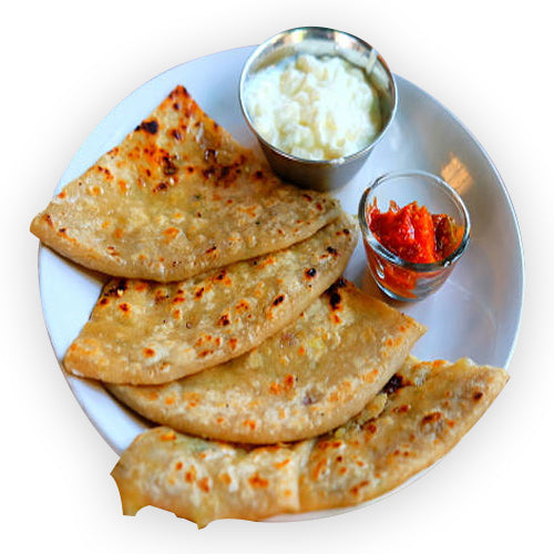 Aloo Paratha - GharSe home cooked food