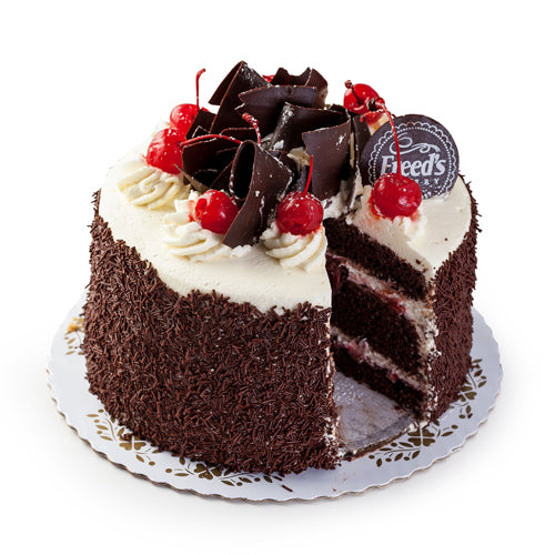 Black Forest Cake - GharSe home cooked food