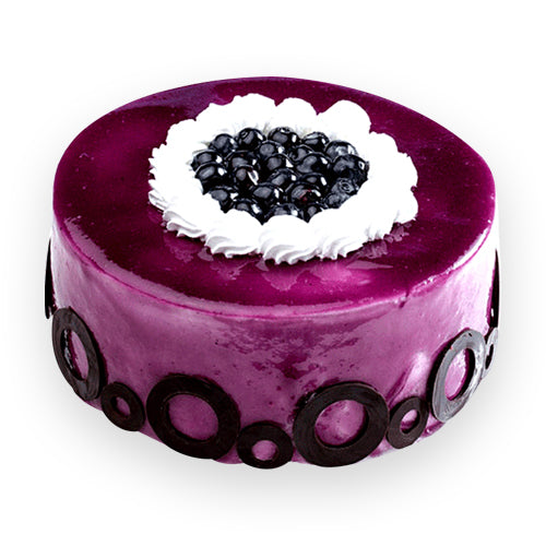 Blueberry Cake - GharSe home cooked food