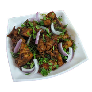 Chicken Boti Fry
