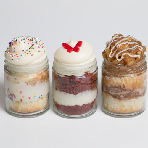 Cake Jars - GharSe home cooked food