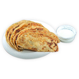Cheese Paratha - GharSe home cooked food