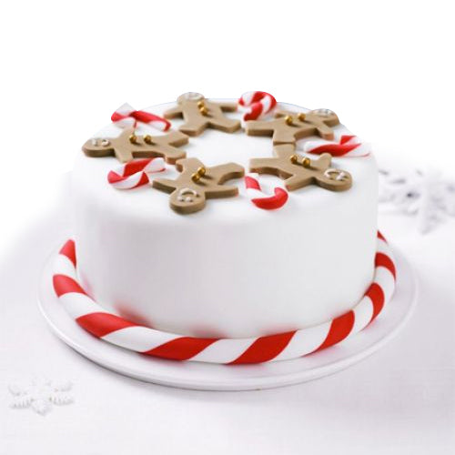Christmas Cake - GharSe home cooked food