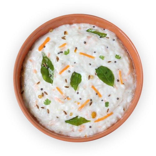 Curd Rice - GharSe home cooked food