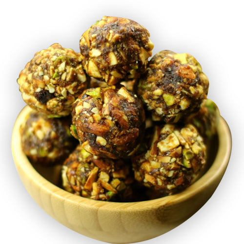 Dry Fruit Laddoo - GharSe home cooked food