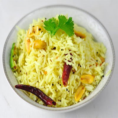 Elumichai Sadam(Lemon Rice)