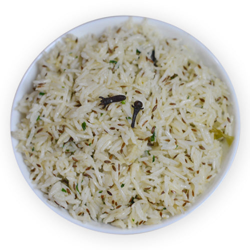 Jeera Rice - GharSe home cooked food