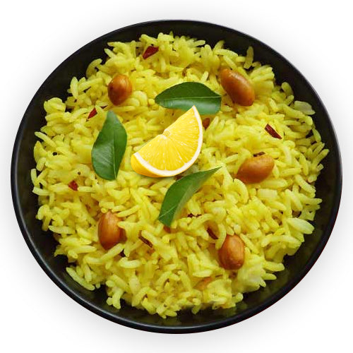 Lemon Rice - GharSe home cooked food