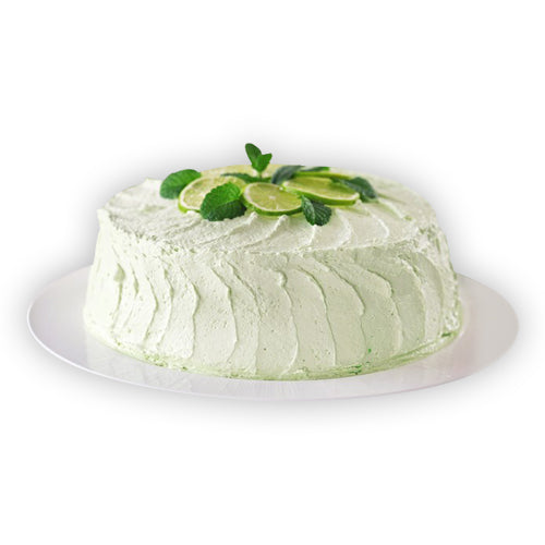 Lime Cake - GharSe home cooked food