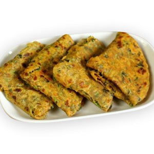 Methi Paratha - GharSe home cooked food
