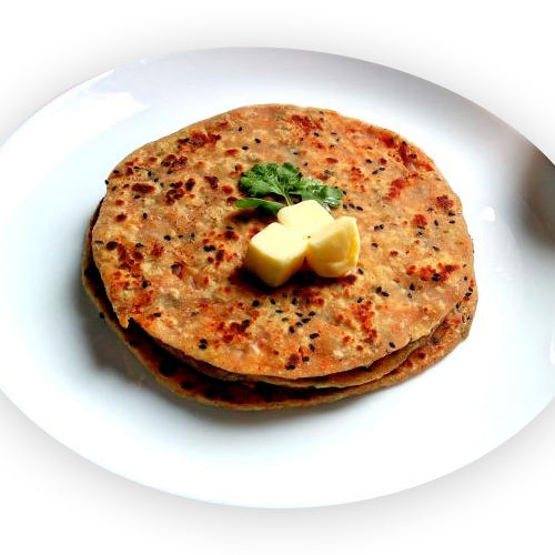 Onion Paratha - GharSe home cooked food