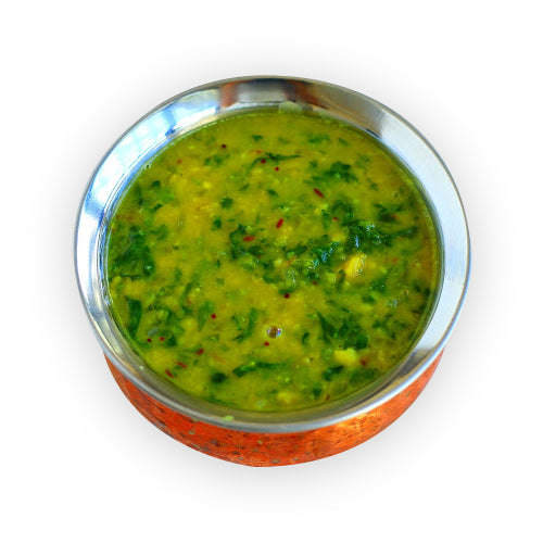 Palak Daal - GharSe home cooked food