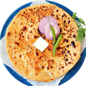 Paneer Paratha - GharSe home cooked food