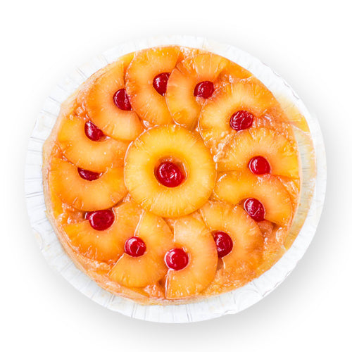 Pineapple Upside Down Cake - GharSe home cooked food
