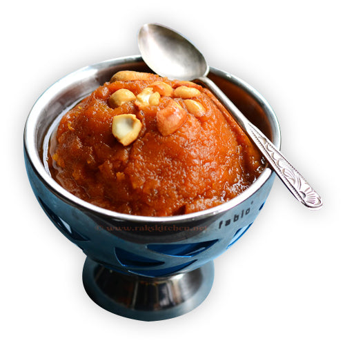Potato Halwa - GharSe home cooked food