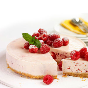 Raspberry Cheesecake - GharSe home cooked food
