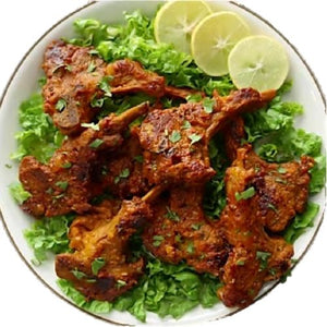 Mutton Tandoori Chops
